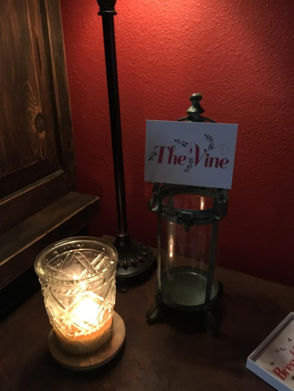 The vine (1)